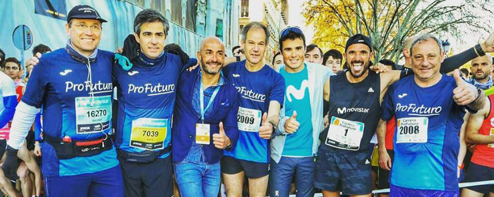 Medio maratón de Madrid, Movistar